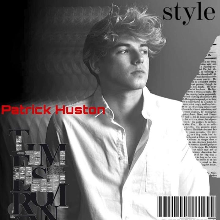 @patrickhu5ton - Patrick huston